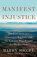 Manifest Injustice Book Cover