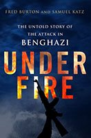 Under Fire, the Untold Story of the Attack on Benghazi Book Cover
