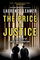 The Price of Justice-A True Story of Greed and Corruption Book Cover
